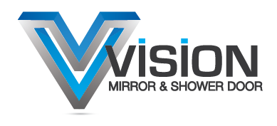 Vision Mirror and Shower Door