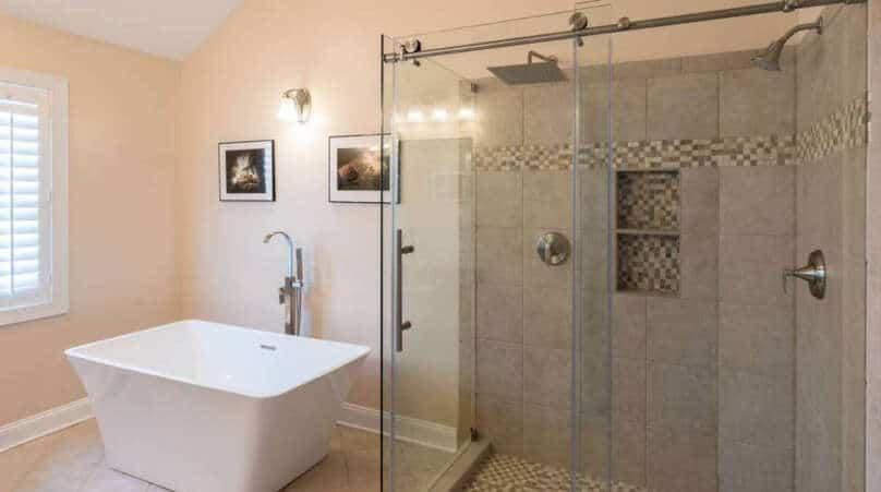 Upgrading your shower doors