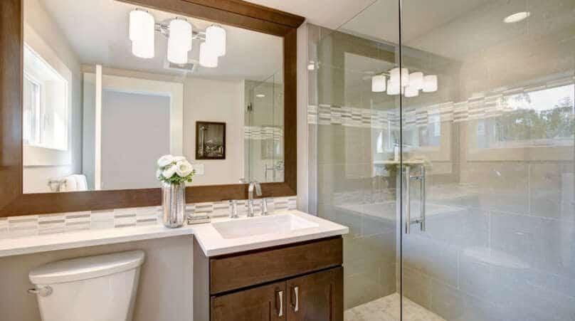 The top 5 trends in glass shower doors